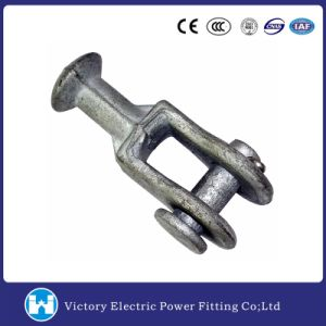 Hot DIP Galvanized Ball Clevis Pole Line Hardware pictures & photos