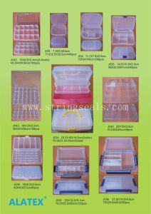 Hot Sell Plastic Container for Ornament pictures & photos