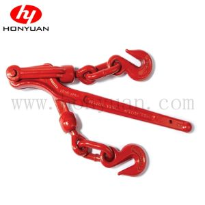 Lever Type Load Biner, Painted Red