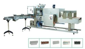Fully-Automatic Sleeve Wrapping Machine pictures & photos