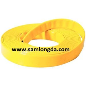 High Pressure PVC Layflat Pipe for Irrigation pictures & photos