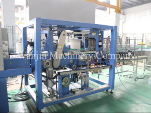Automatic PE Film Bottle Packing Line pictures & photos
