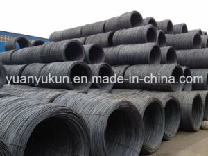 High Quality 6.5mm Steel Wire Rod pictures & photos