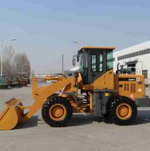 1.2cbm Wheel Loader Zl20f 2ton for Sale