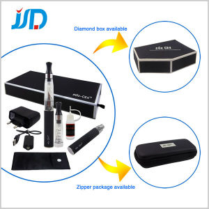 2PCS Ecigarette Kit with Upgraded Clear CE4 Atomizer (EGO-CE4)