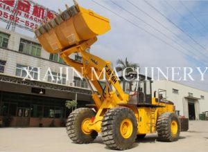 Quick Coupler (XJ976H) Cat Block Handler Forklift Wheel Loader pictures & photos