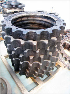 Sprocket Excavator Sprockets Ring Bulldozer Segment
