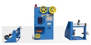 Single Layer Wrapping Machine for Mica Tape pictures & photos