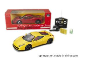 R/C Model Ferrari (License) with Best Material pictures & photos