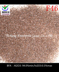 Brown Aluminum Oxide for Shot Blasting pictures & photos