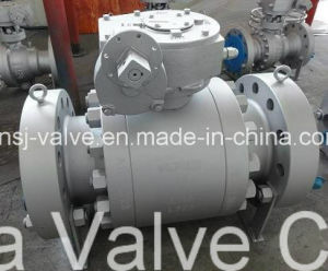 High Pressure Pipe Forged Steel Ball Valve pictures & photos