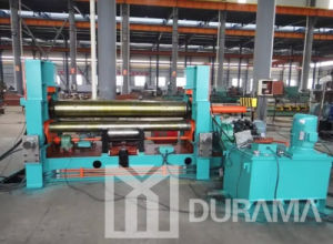 Big Size 3 Rollers Roll Forming Machine pictures & photos