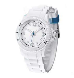 Electronic Digital Silicone Sports Wrist Watches pictures & photos