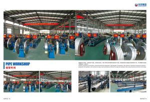 Stainless Steel Pipe pictures & photos