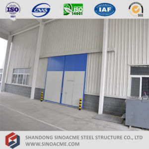 Prefabricated Steel Structure Frame Workshop pictures & photos
