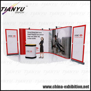 Aluminium Pop up Display Stand pictures & photos