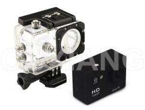 Full 2 Inch HD Action Sport Camera Waterproof 30m Diving DV Sj5000 with WiFi pictures & photos