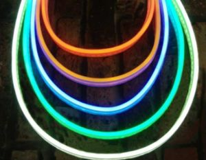 Ultra-Thin LED Neon Flex Rope Light -Uln & Ulp, Full Color pictures & photos
