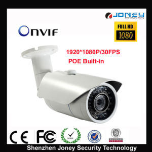 Onvif IP Camera with Poe Built-in and 1080P Resolution pictures & photos