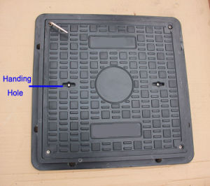 Rubber Manhole Hatch Covers with Lock pictures & photos
