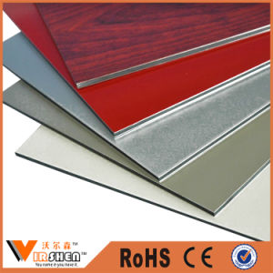PVDF Coating ACP Wall Cladding Aluminum Composite Panels pictures & photos