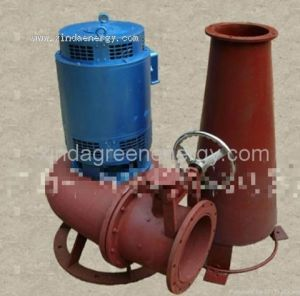 Volute Axial Flow Micro Hydro Turbine Generator (15KW-30KW) pictures & photos
