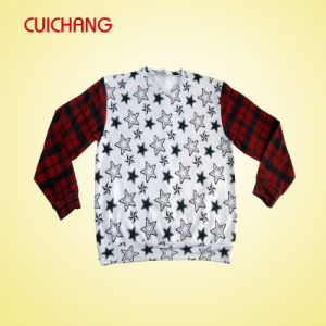 Custom Low Price Polyester Sublimation Sweatshirt pictures & photos