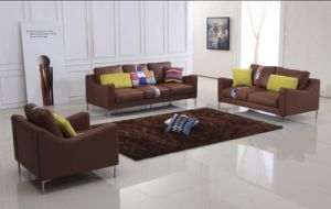 Original Colorful Leather Sofa Set (MM3A49)