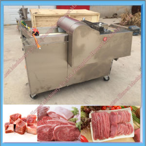 Frozen Chicken Meat Processing Dicer Machine pictures & photos