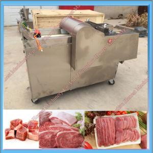 Frozen Chicken Meat Processing Machine / Meat Dicer Machine pictures & photos