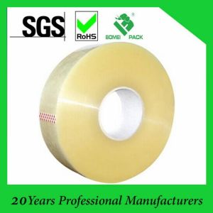Quality Guaranteed Clear Adhesive Packing Tape in Jumbo pictures & photos