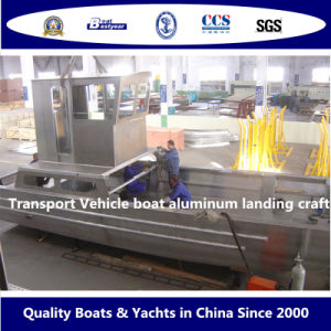 Transport Vehicle Boat Aluminum Landing Craft/Barge pictures & photos