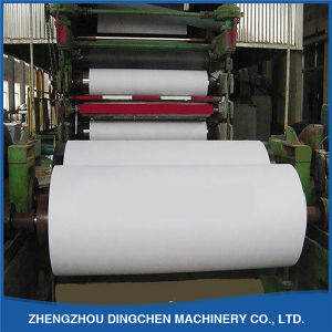Waste Paper Recycling Machine to Make Toilet Paper Rolls pictures & photos