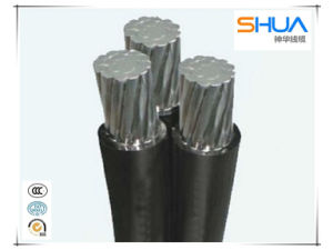 ABC Cable/Overhead Insulated Service Drop Cable/0.6/1kv Insulated Aluminum Cable pictures & photos