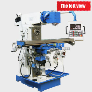 Universal Milling Machine with Ce Approval pictures & photos