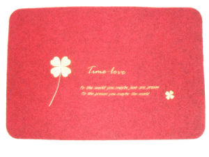 Rib PVC Door Mat for Commercial Use (ribbed+PVC backing) pictures & photos