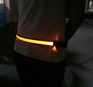 LED Safety Sport Running Waist Belt