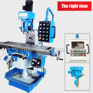 Machine Tool Equipment Zx6350za Drilling and Milling Machine pictures & photos
