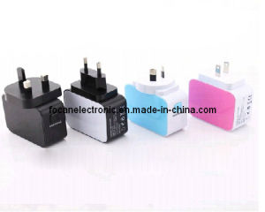 2014 New 3.1A USB Travel Charger for iPhone, iPad pictures & photos