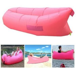 Inflate Folding Chairs Cheap Furniture Air Inflatable Outdoor Couch Sofa Bed pictures & photos