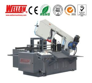 CNC Band Sawing Machine (Horizontal Band Saw BS650G) pictures & photos