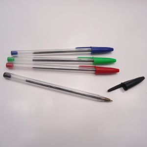 Wholesale Plastic Stick Ball Pen for Promotion pictures & photos