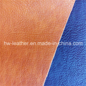 High Quality Sofa PU Leather (HW-1056) pictures & photos