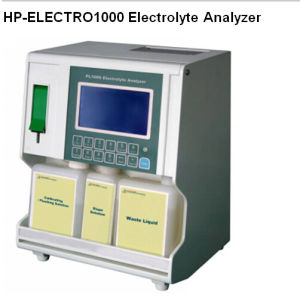 Electrolyte Analyzer with Ion Selection Electrode pictures & photos