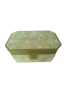 Popular Cosmetic Recycled Cardboard Paper Box