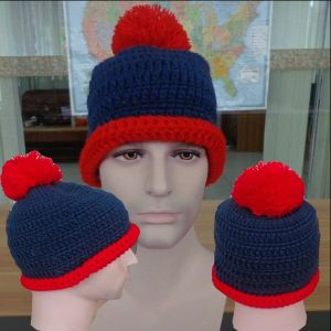 Leisure Beanie Hat/Fashion Knit Hat