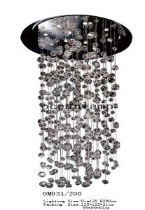 Hot Sale Glass Bubble Modern Pendant Lighting (OM031/150) pictures & photos