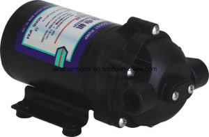Lanshan 50gpd Diaphragm RO Booster Pump - Strong Self Priming, Designed for 0 Inlet Pressure RO Pump