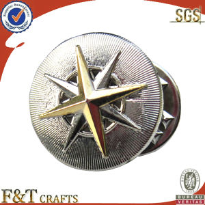 3D Custom Star Badge (FTBG4050P) pictures & photos