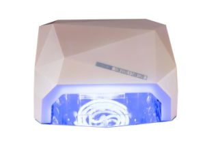 36watts CCFL LED Nail Lamp, Pink Nail Dryer pictures & photos